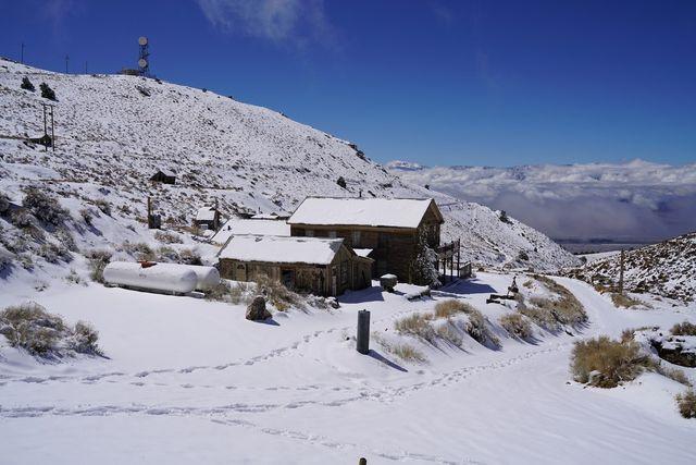 cerro gordo ghost town