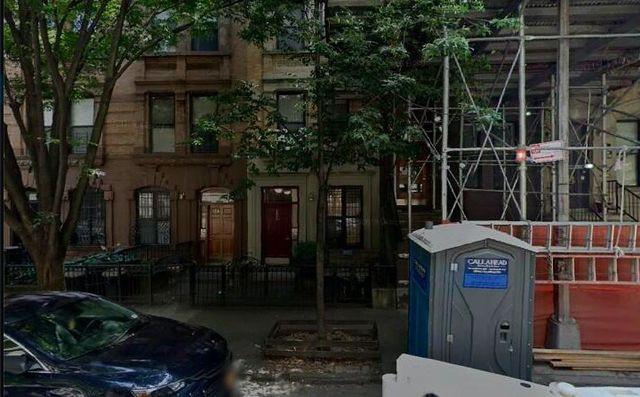Harlem apartment