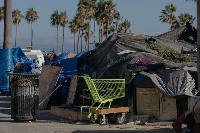Venice neighborhood, LA