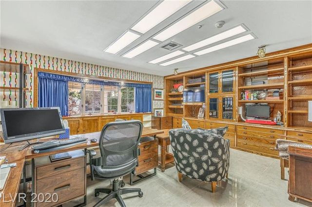 Office jerry lewis house las vegas