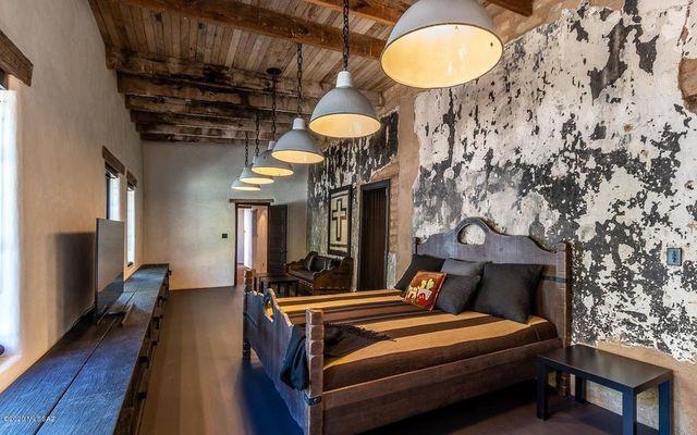 Owner's suite bedroom after