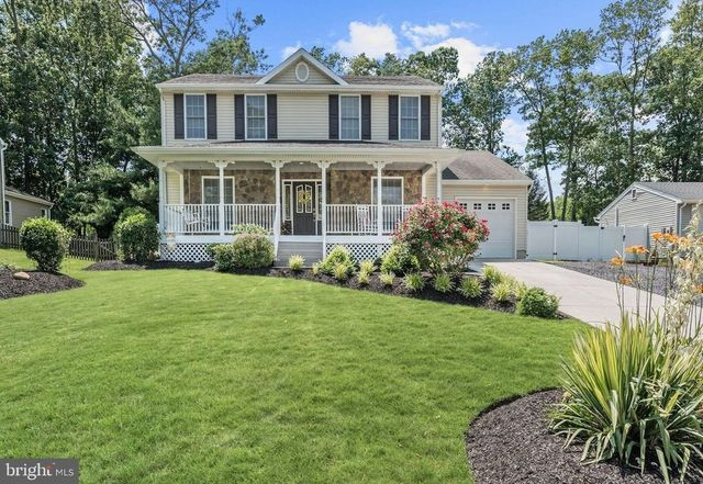 Sewell NJ colonial exterior