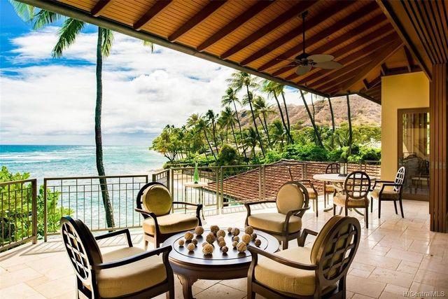 Honolulu Hi diamond head beach