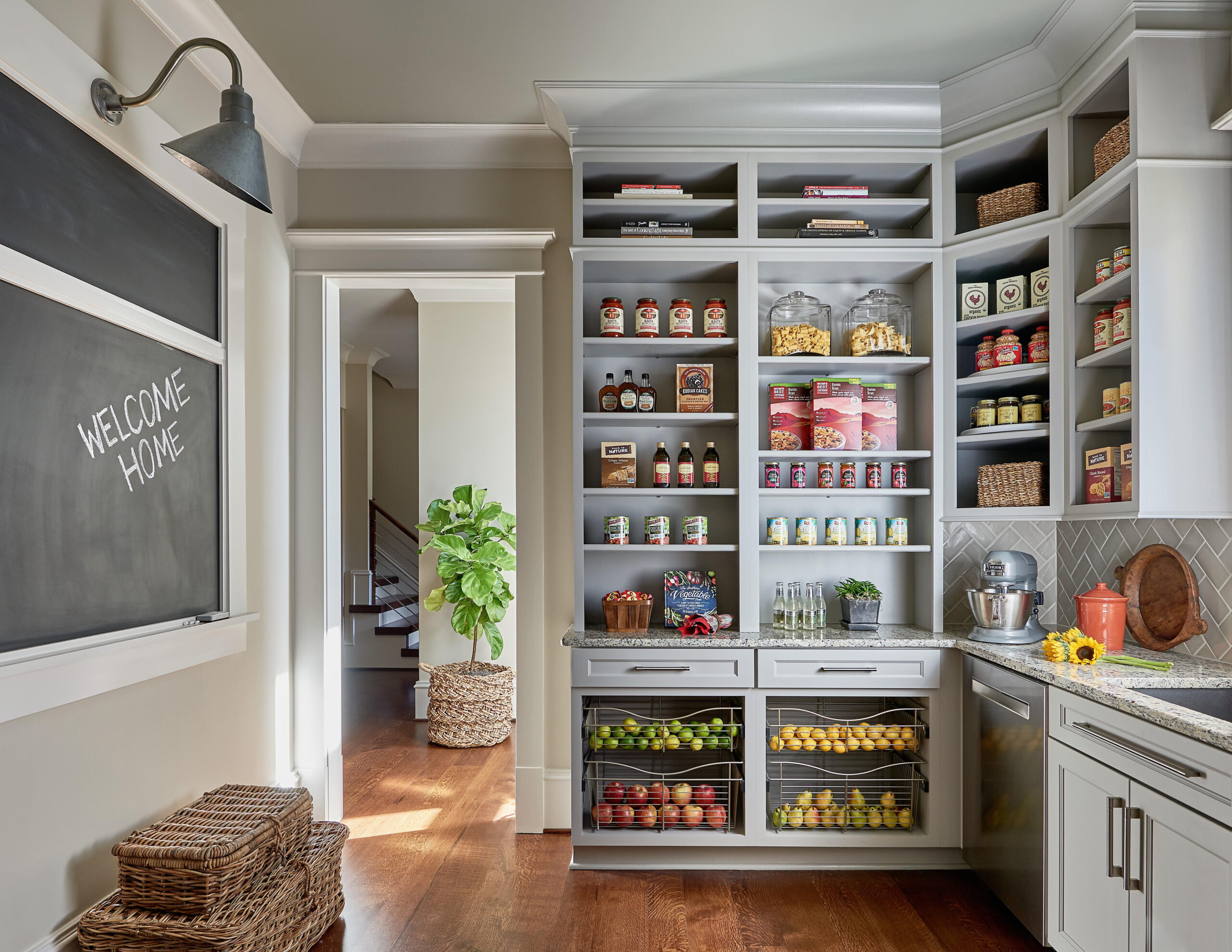 A Fall Home Makeover: Making The Most Of Your Pantry