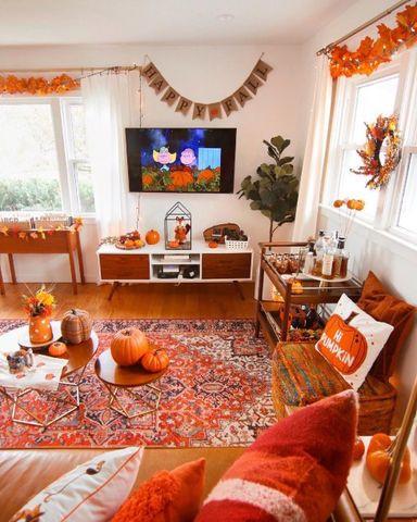 Steffy Degreff living room