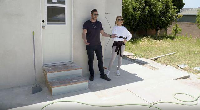 Tarek and Christina