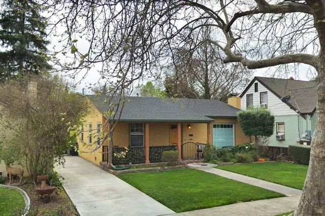 Their house in San Jose, shown here, was bigger, had a better yard and was closer to their offices. But they found the neighborhood less friendly.