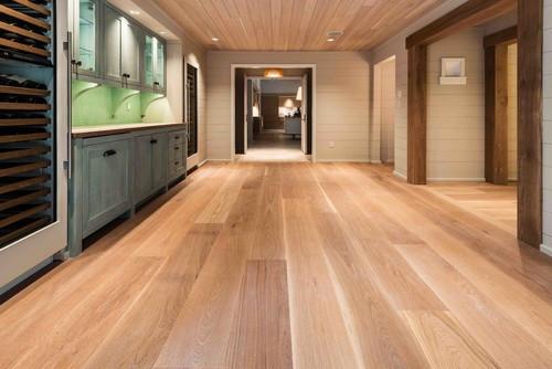 Super wide select grade white oak