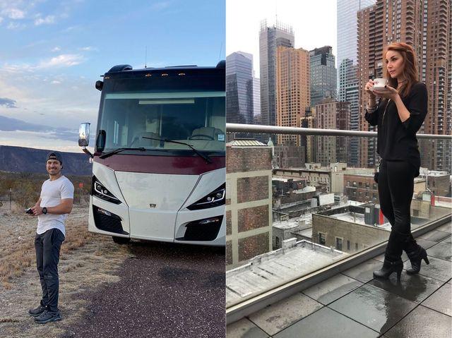 Urban vs. RV life