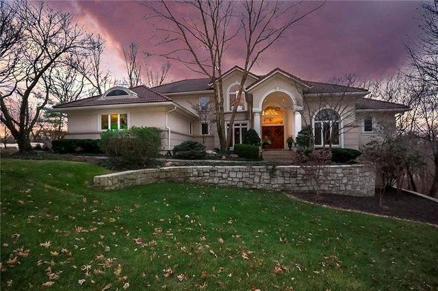 Travis Kelce's Kansas City Home