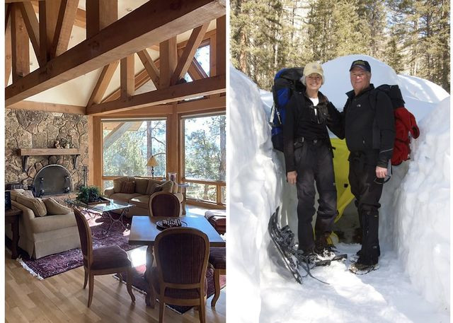 Connie and Bill Webbe built a home in Glacier, a club community in Colorado with strict community rules against short-term renting.