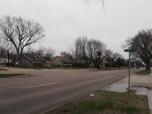 North Grand Avenue Residential Historic District