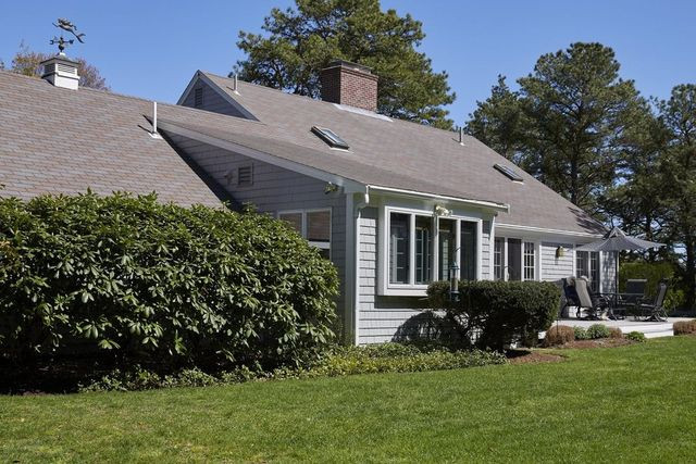 The Cliffords started looking for a Cape Cod home in August; they didn't close until April.