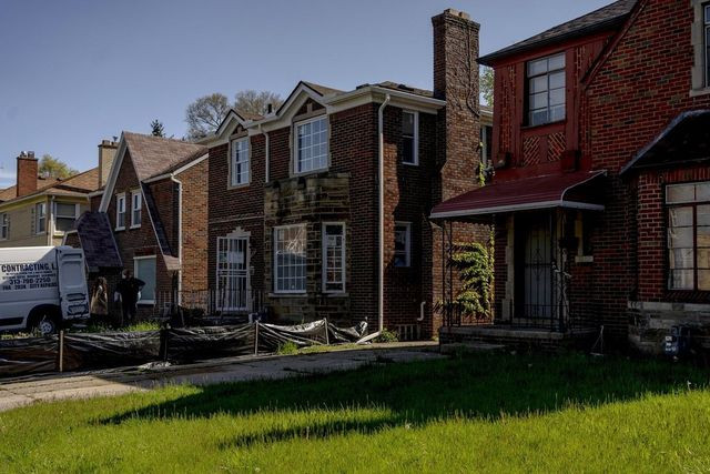 Homes in Detroit to be rehabbed