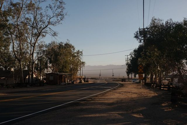 Nipton has about 25 residents, plus a general store, an old school house, a trailer park and some art structures trucked in from Nevada's Burning Man festival.