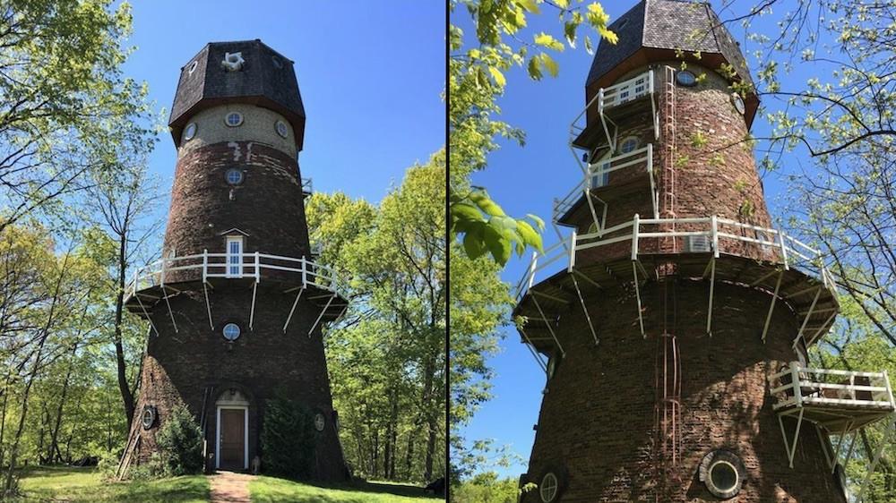 Windmill in Ohio