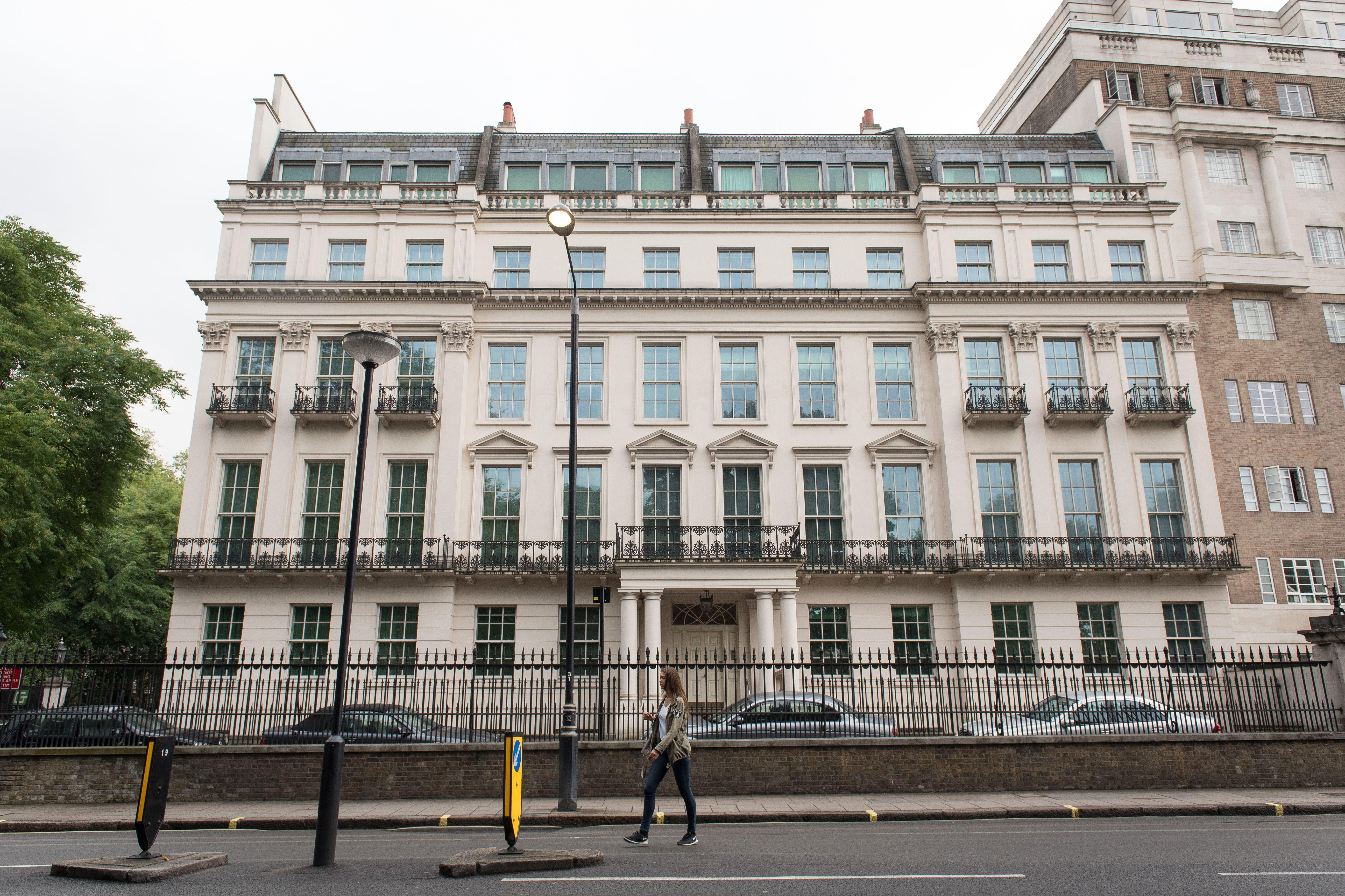 Britain's Most Expensive Home Approved For $276 Million Renovation