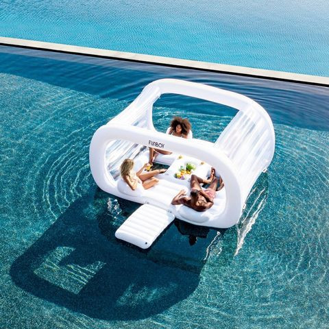 Cabana floatie