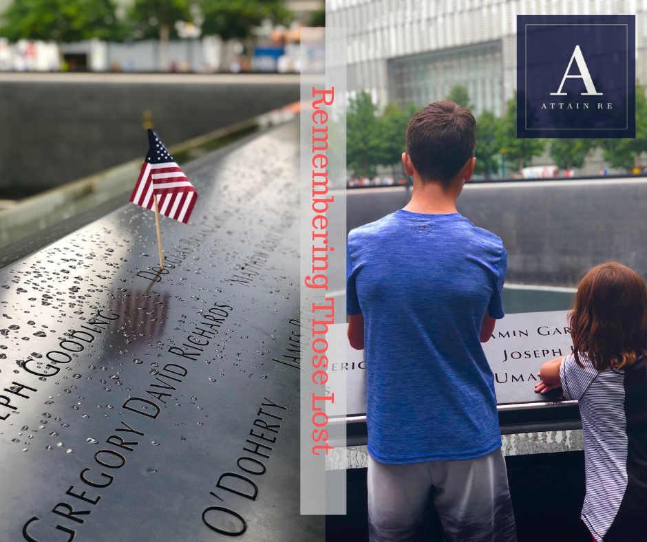 Remembering Those Lost