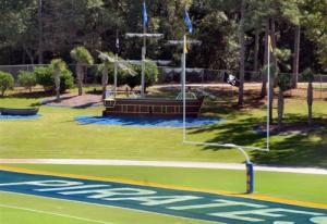 Majors Field at Fairhope Municipal Stadium in Volanta Park