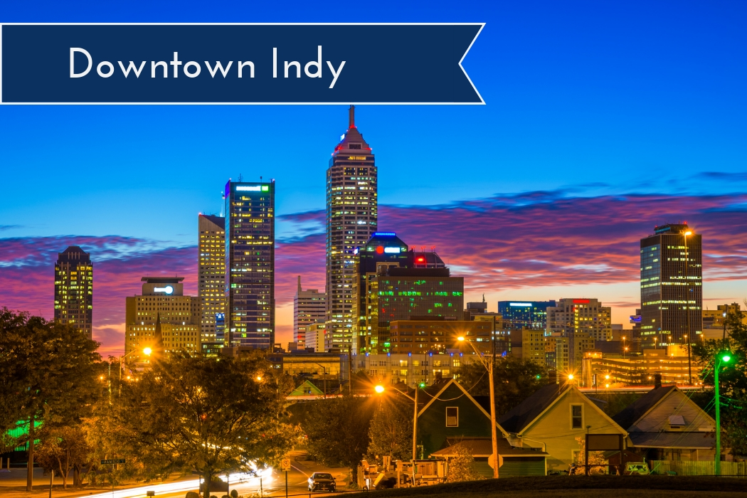 Downtown Indianapolis Homes For Sale And Area Information