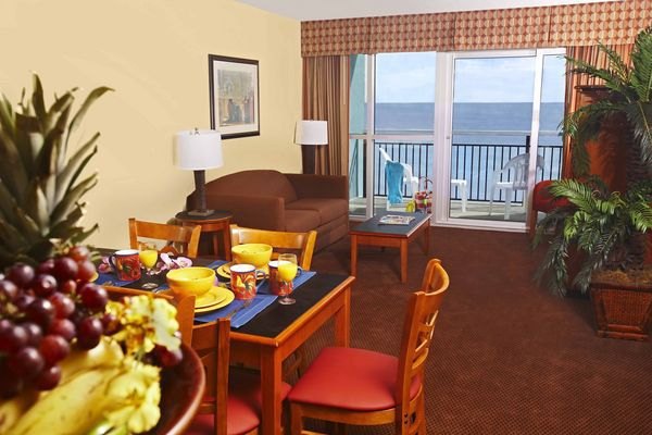 The Bay View Resort in Myrtle Beach SC