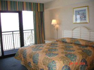 Breakers Resort Bedroom