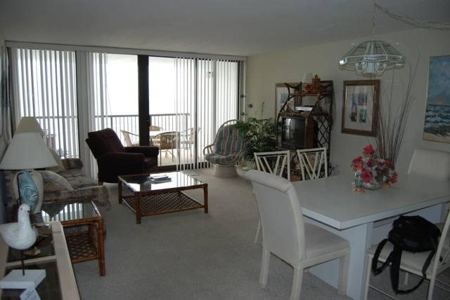 Regency Towers Myrtle Beach For Sale Condo Interior