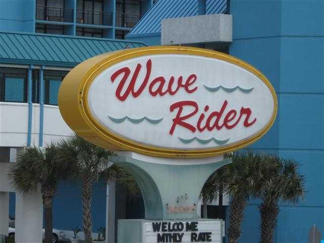 Wave Rider Resort Myrtle Beach