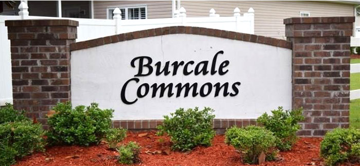 Burcale Commons Homes for Sale Myrtle Beach SC