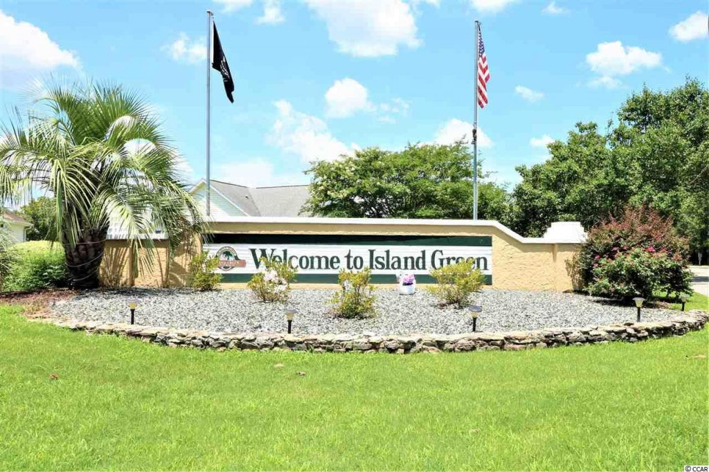 Island Green Homes For Sale Myrtle Beach SC