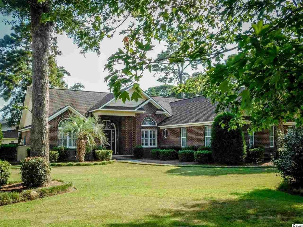 Dunes Lake Homes For Sale Myrtle Beach SC
