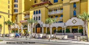 Anderson Ocean Club Myrtle Beach