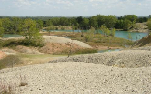 Rockford Iowa Fossil Preserve