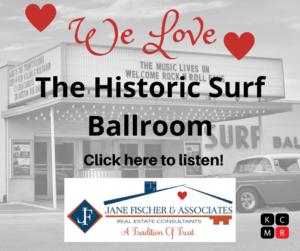 Historic Surf Ballroom April 5 -11, 2021