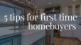 5 Things You Need to Know When Buying Your First Home