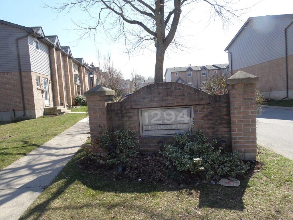 1294 Byron Baseline Road W London Ontario N6K 2E3