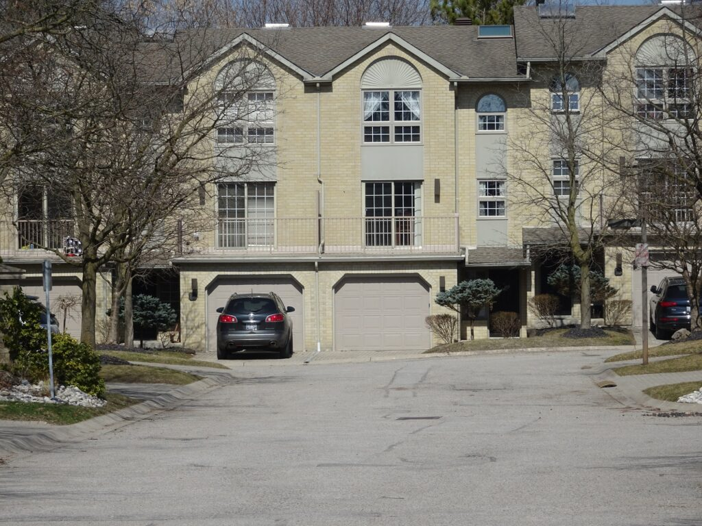 1399 Commissioners Road W London Ontario townhouses in Byron