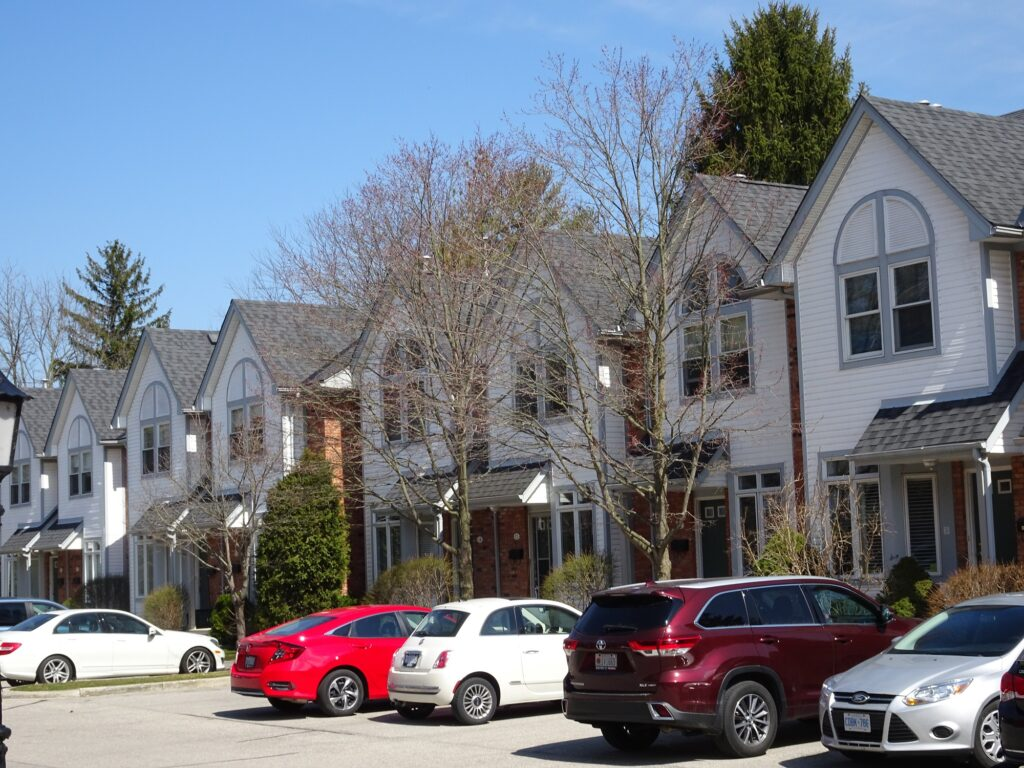 1415 Commissioners Road W London Ontario Townhouses in Byron