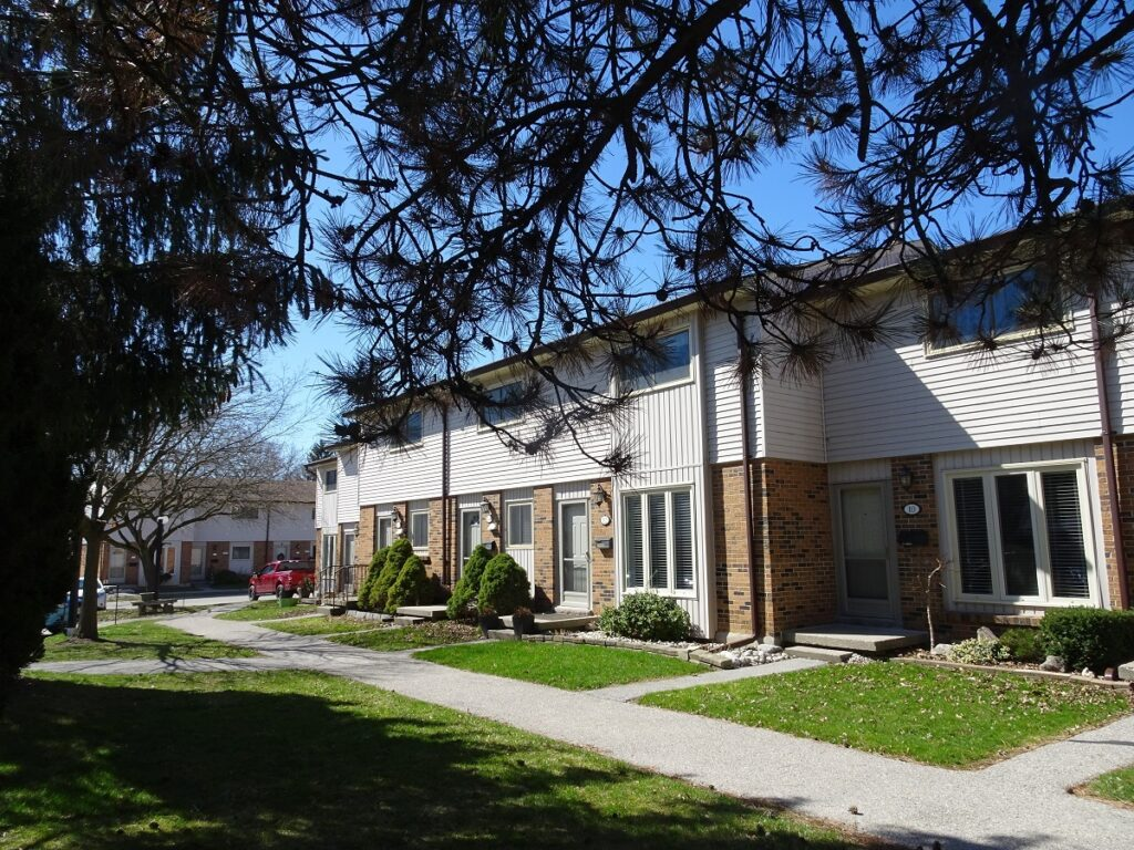 1328 Commissioners Road W London Ontario Townhouses in Byron
