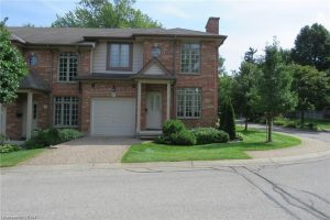 Townhouse For Rent London Ontario