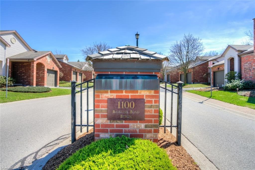 1100 Byron Baseline Road London Ontario Condominiums