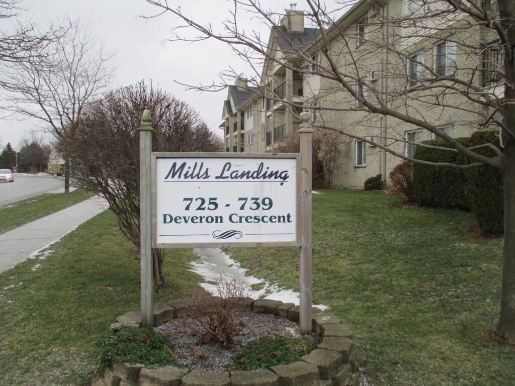 Deveron Cr Apartment Condos at Mills Landing