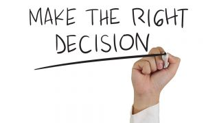 making the right decisions when listing a home for sale