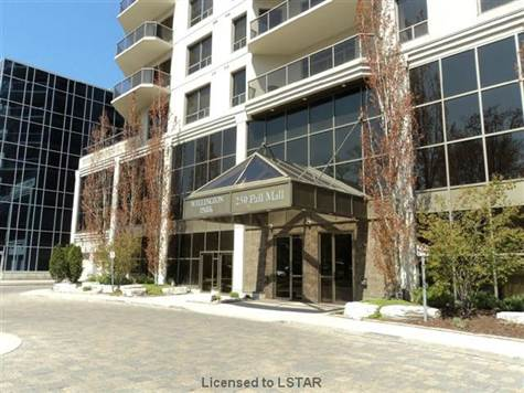 250 Pall Mall London Ontario in Downtown