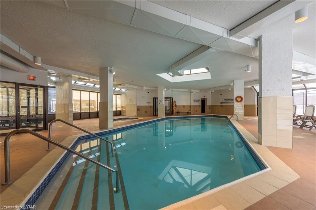 323 Colborne St London Ontario Pool