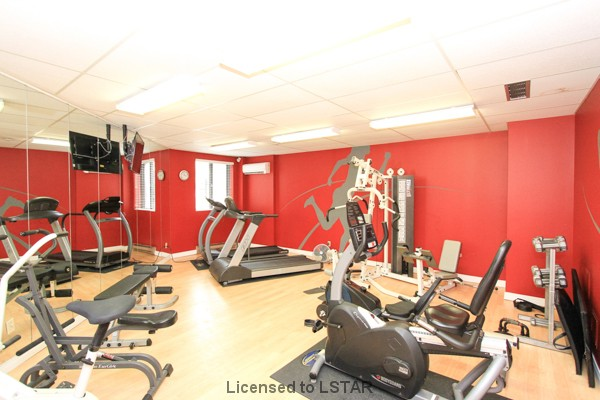 Exercise Room 600 Talbot