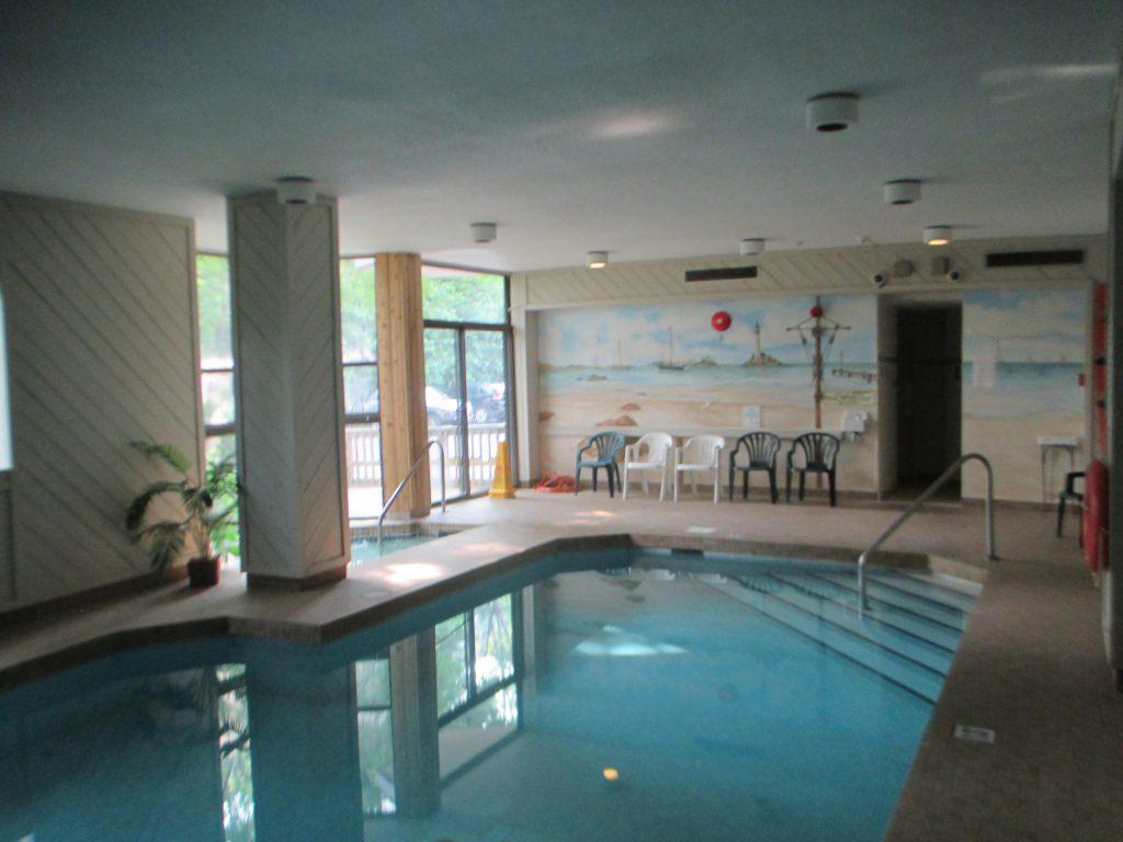 600 Talbot St London Ontario Pool