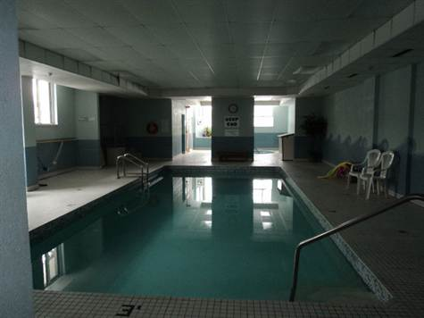 Salt Water Pool at 1180 Commissioners Road W in London Ontario