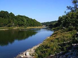 Springbank Park Thames River